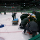 Aaron Ekblad Had To Be Stretchered Off The Ice After Weird Fall