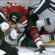 Carson Soucy Receives Beating After Dirty Hit