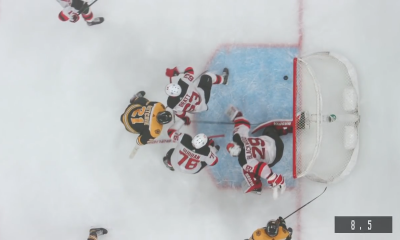 Mackenzie Blackwood Makes Potential Save of The Year