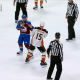 Ryan Getzlaf and Pierre-Edouard Bellemare Drop The Gloves