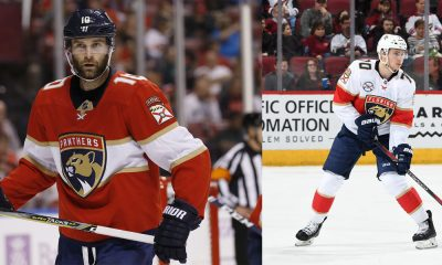 Florida Panthers and Chicago Blackhawks Working on Trade