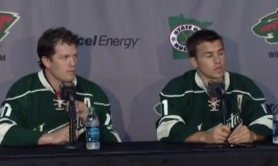 wild buy out parise and sutter